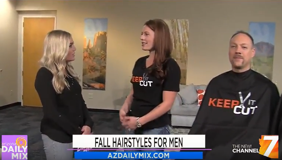 Mens Haircut Trends Kazt Aztv7 Keep It Cut